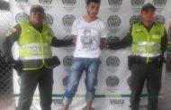 Por homicidio agravado capturado hombre en Bosconia