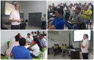 Oficinas locales de la Costa Caribe del ICA, evalúan procedimientos e identifican oportunidades para prestar un mejor servicio