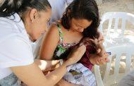 El próximo sábado, cuarta y última jornada de vacunación en el país
