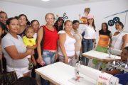 Mujeres copeyanas a capacitarse en la Casa Taller Beatriz García de Vigna