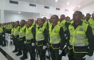 91 auxiliares llegan a fortalecer la convivencia y seguridad ciudadana en Valledupar