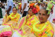 Adultos mayores del Cesar se reúnen en Valledupar en Encuentro Departamental