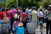 Crisis de migrantes venezolanos protagoniza un debate de la comunidad internacional en Bruselas