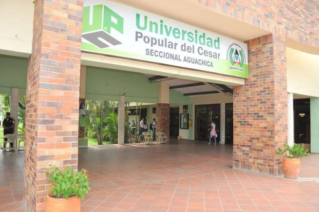 Candidatos a rectoría de la UPC, expondrán sus propuestas en seccional de Aguachica