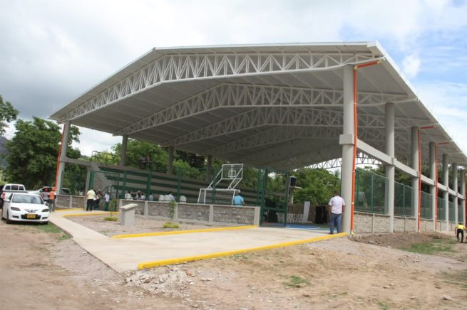 Centro de Integración Social, el espacio familiar en el corregimiento de Caracolicito (El Copey)