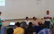 Ganaderos y funcionarios del ICA en San Juan del Cesar en alianza por la sanidad animal de la región