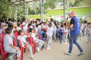 Icbf promueve la prevención del embarazo adolescente en la comunidad arhuaca de Chimila en el Cesar