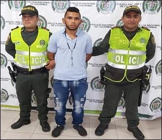 En flagrancia, capturados por el delito de fuga de presos