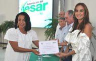 Emprendedoras de Valledupar y Chiriguaná recibieron graduación