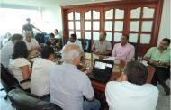 Ante el Gobernador (e) y el electo de La Guajira, Invías y Cerrejón socializaron proyecto de pavimentación de vías