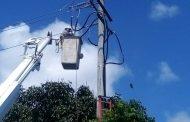 Energía en el sur del Cesar, afectada por vendaval