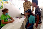 """Con el programa """"Mi Vereda Modelo"""", Ejército benefició a 910 personas de la etnia wiwa"""