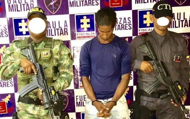 Capturado presunto implicado en secuestro de docente en La Guajira