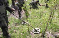 El Cesar, uno de los Departamentos libres de sospecha de minas antipersonal