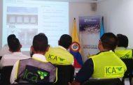 Funcionarios de los puertos, aeropuertos y pasos fronterizos del ICA, fortalecen sus conocimientos sobre el Fusarium R4T