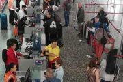 Movilización aérea de pasajeros en Colombia, en aumento