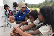 Corpocesar entregó baterías sanitarias a comunidades asentadas en la Sierra Nevada de Santa Marta