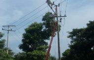 En Curumaní y Chiriguaná, suspenderán el servicio de energía por trabajos de Electricaribe