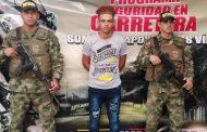 En Curumaní, cayó venezolano con motocicleta hurtada