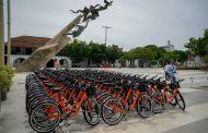 Nuevamente, bicicletas públicas empiezan a rodar en Valledupar