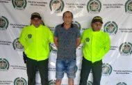 Por concierto para delinquir y tráfico de estupefacientes, cayó José Perico