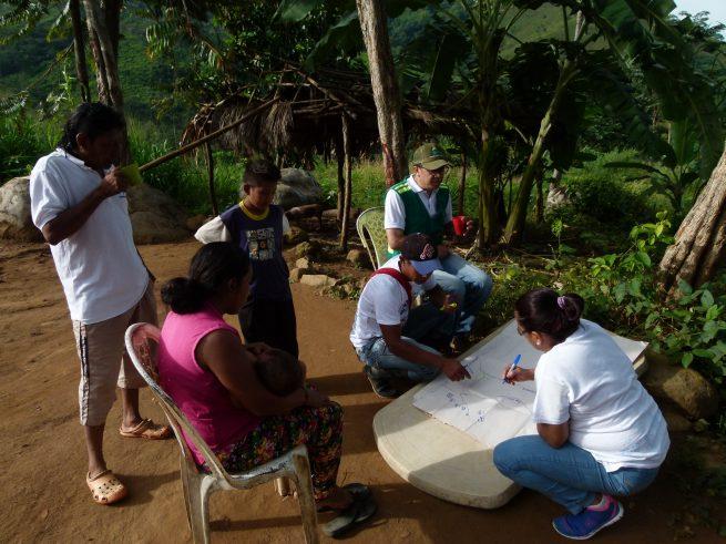 Para la etnia Chimila, Corpocesar adelanta la creación de POMCA