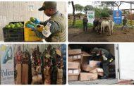 El contrabando de productos agropecuario, en la mira de las autoridades