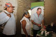 El servicio de gas natural les llegó a 500 familias de Atánquez
