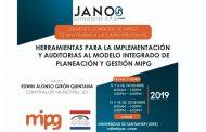 Auditores de la Contraloría Municipal de Valledupar reafirmarán sus conocimientos sobre el Modelo MIPG