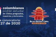 Gobierno Nacional abrió la convocatoria de becas para que 70 colombianos estudien en China