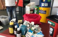 En edificio Bioclimático, Corpocesar realizó jornada de residuos posconsumo