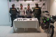 Capturados dos venezolanos después de cometer varios hurtos
