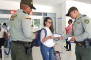 La Policía refuerza acciones para garantizar seguridad a turistas en el Cesar