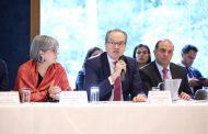 Cooperación internacional respalda llamado del Procurador a apoyar a los nuevos gobernadores sobre paz y programas de protección a líderes