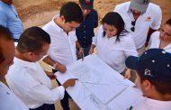 Alcalde de Valledupar pide celeridad en obras de la Urbanización El Porvenir