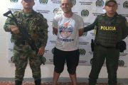 Capturado presunto homicida en el sur del Cesar