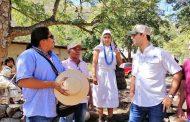 El compromiso del alcalde Mello Castro con indígenas de la Sierra Nevada