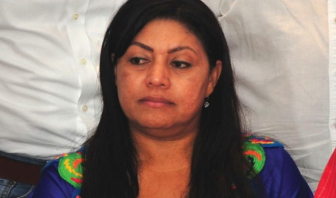 Exgobernadora de La Guajira Oneida Pinto no podrá ser juzgada por la justicia indígena