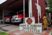 Comenzar a ejecutar el prepuesto, primera tarea del nuevo comandante del Cuerpo de Bomberos de Valledupar