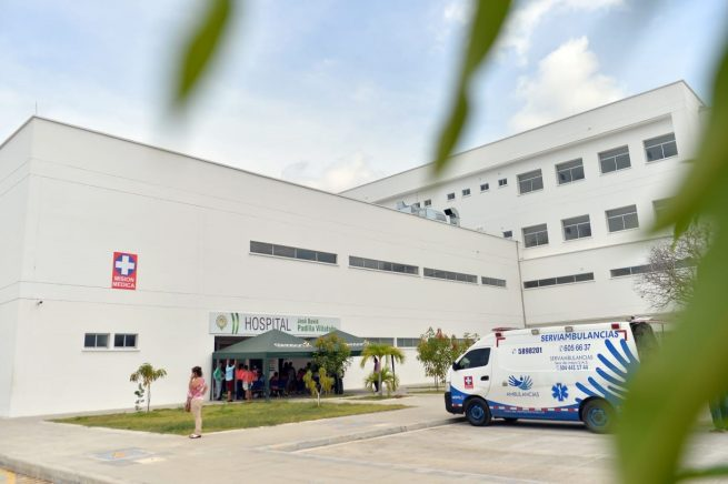 El lunes próximo abrirán servicios del tercer nivel en Hospital de Aguachica