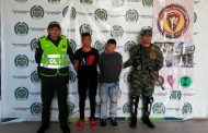 Desarticulada banda criminal que azotaba a los habitantes de Pueblo Bello