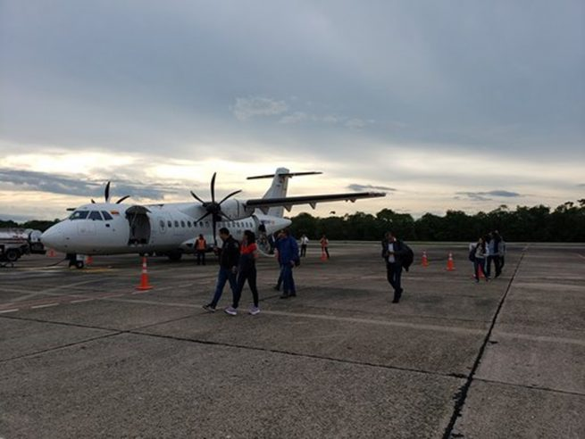 Más de 474 mil pasajeros se movilizaron en 2019 por el aeropuerto Alfonso López de Valledupar