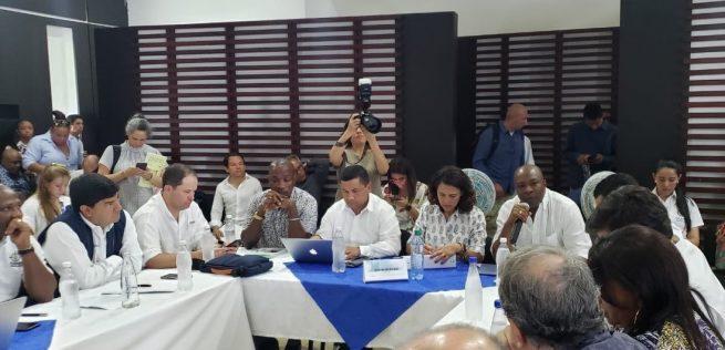 El llamado a alcaldes y gobernadores a incluir en sus planes de desarrollo recursos para la protección de líderes sociales