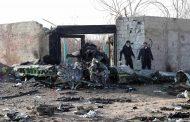 Un avión ucraniano se estrella tras despegar en Irán, matando a 176 personas a bordo