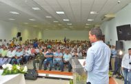 Agua potable, empleo, salud y educación, temas claves del Gobernador Monsalvo en el Plan de Desarrollo