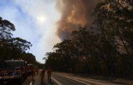 Australia evacúa partes de la capital por nuevos focos de incendios