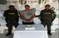 Capturados por tráfico de estupefacientes y concierto para delinquir en el Cesar
