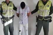 Sindicado del delito de acceso carnal abusivo fue capturado