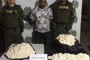 Con más de 15.840 huevos de iguana, capturada una persona en Bosconia
