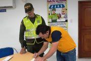 En Valledupar, Policía firma pacto con comerciantes por la seguridad